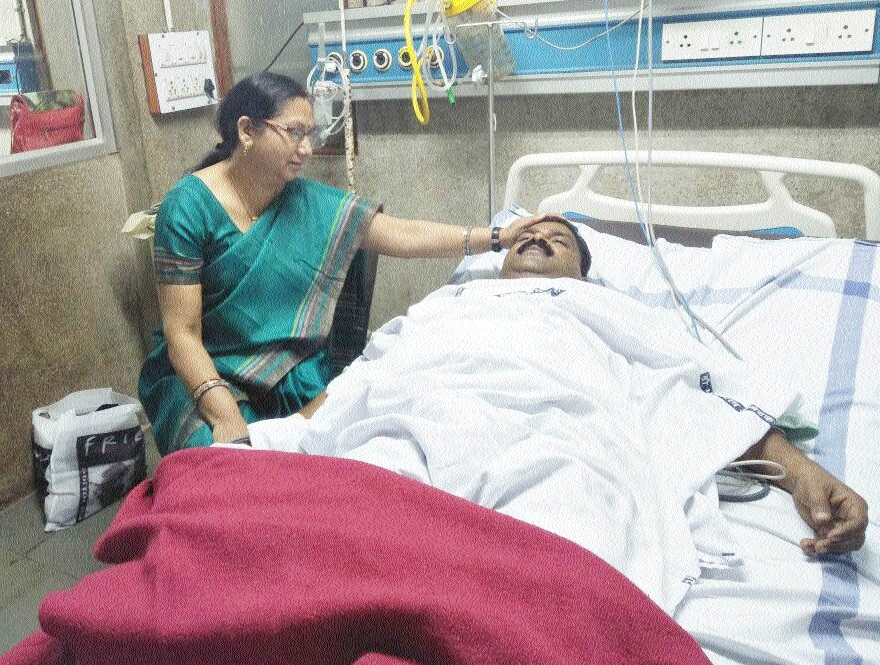 First ever emergency Angioplasty surgery of patient performed at Advance Cardiac Institute