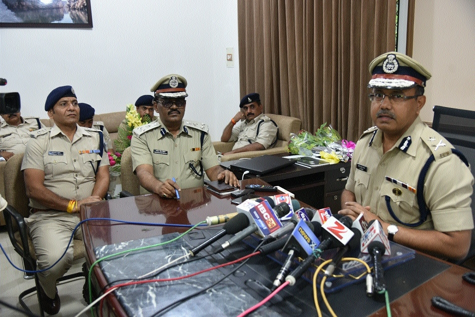 New IG Anant Kumar Singh assumes charge
