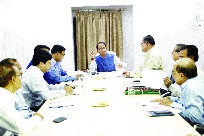 CM Chouhan reviews preparations for President Kovind's visit