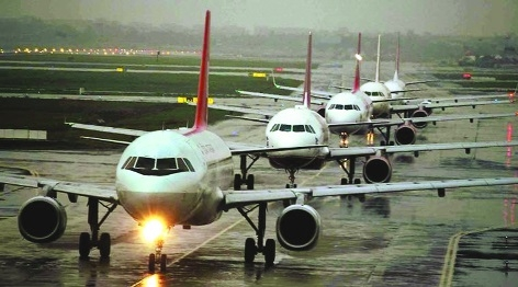 'India's air traffic growth to be at 8 to 10% over next 2 years'
