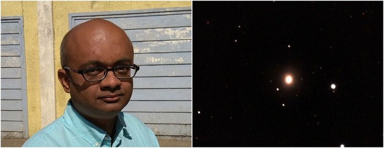 Raipur's Dr Barway among lucky few to witness neutron stars' collision