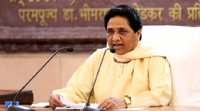 Mayawati to declare names of BSP candidates on Oct 13