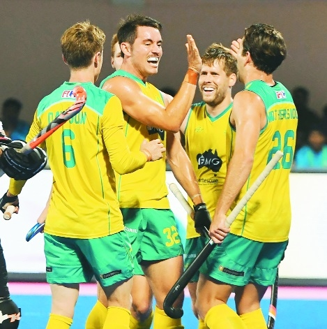 Aus, Argentina in title clash, India face Germany for bronze