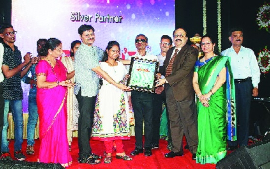 VICCO felicitates disabled people
