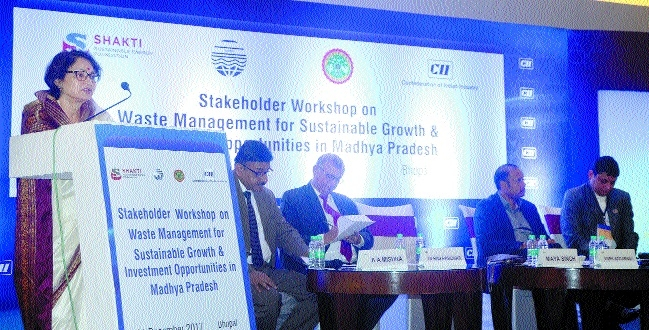 Modern technology in waste mgmt to be promoted: Maya Singh