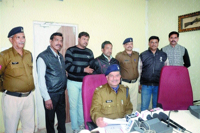 Absconding murder accused arrested for killing wife