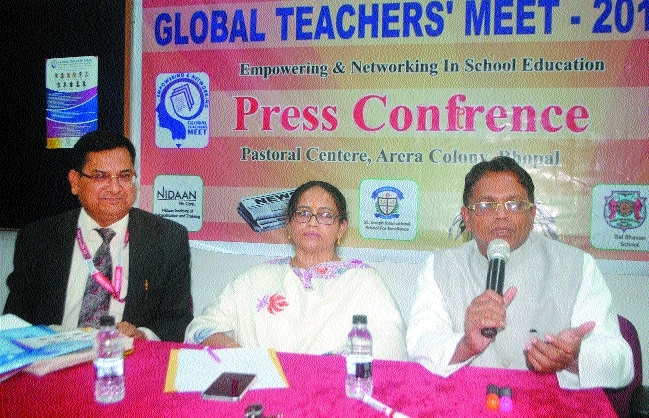 Teachers from India and abroad to participate in 'Global Teacher's Meet'