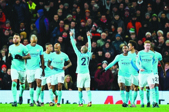 Tottenham hope to end City's frightening run: Rose