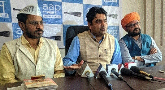 AAP whistleblower, Anil Singh demands FIR against IGNOU paper leak case accused
