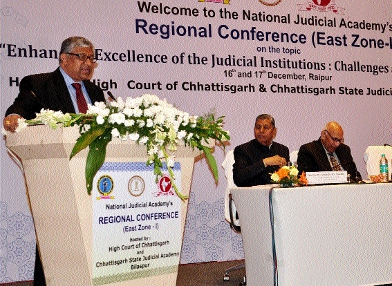 It's duty to excel in judgement, says Chhattisgarh Chief Justice