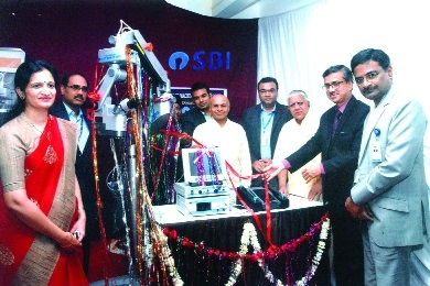 SBI donates Rs 22.21 lakh to Sewa Sadan Eye Hospital Trust