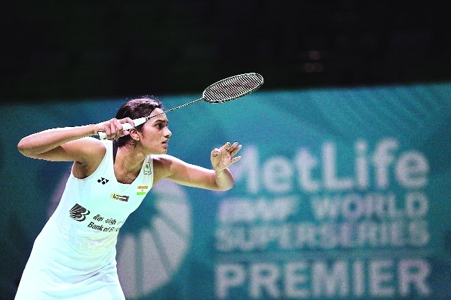 Sindhu sails into title round