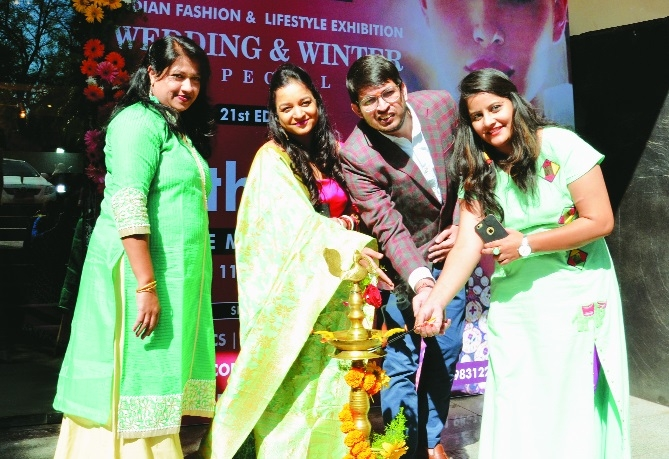 Sutraa fashion & lifestyle exhibition concludes today