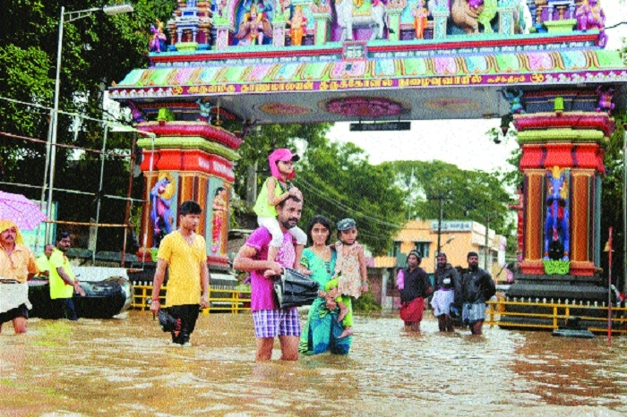 Rain fury continues in South; toll 12