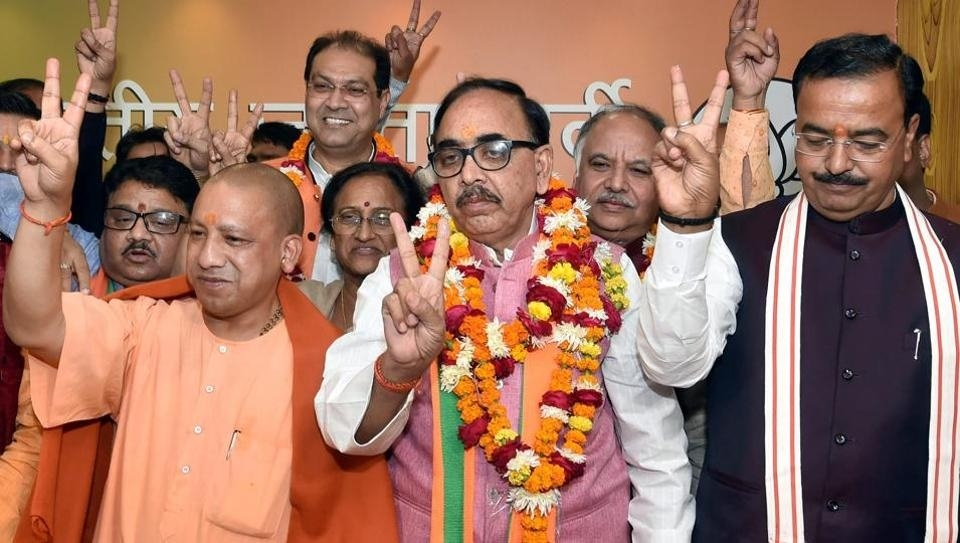 BJP sweeps civic elections in UP
