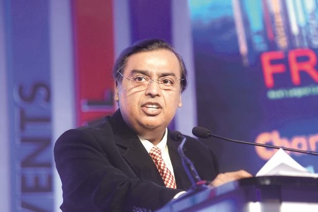 India's GDP to touch $5 trn in next 7 yrs: Mukesh Ambani