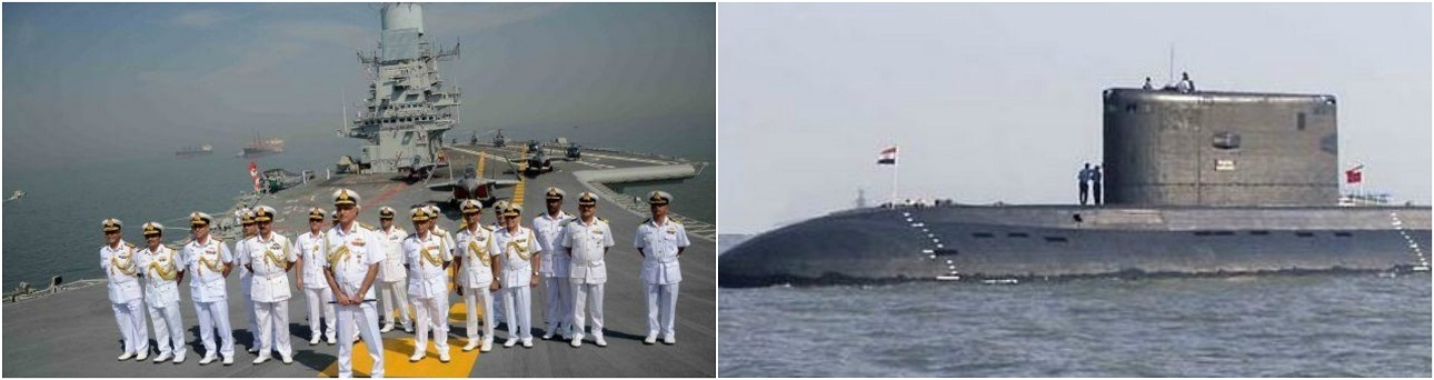 Submarine INS Kalvari to be commissioned this month