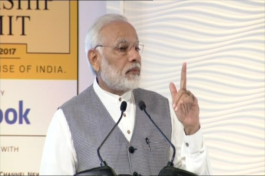 Good news pouring in from all sides: PM on GDP, UP poll results