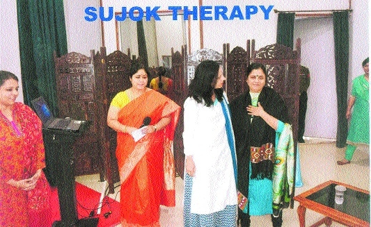 Sujok camp organised
