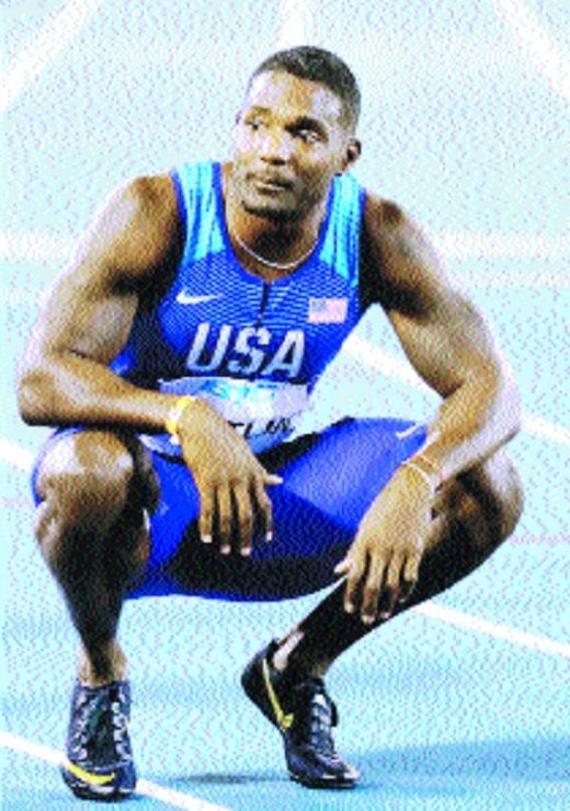 Gatlin 'shocked' by allegations about coach and an agent
