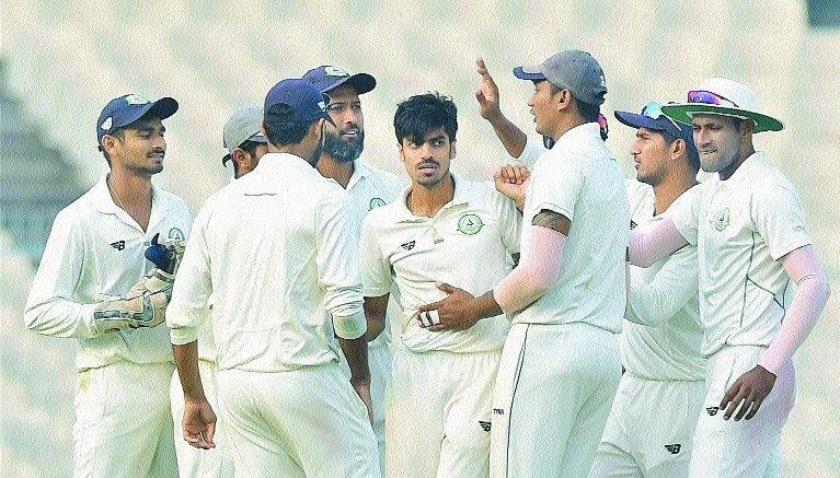 Vidarbha on cusp of historic Ranji final