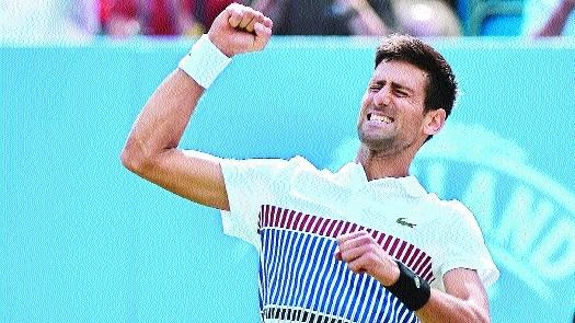 Djokovic picks new format for Australian Open warm-up