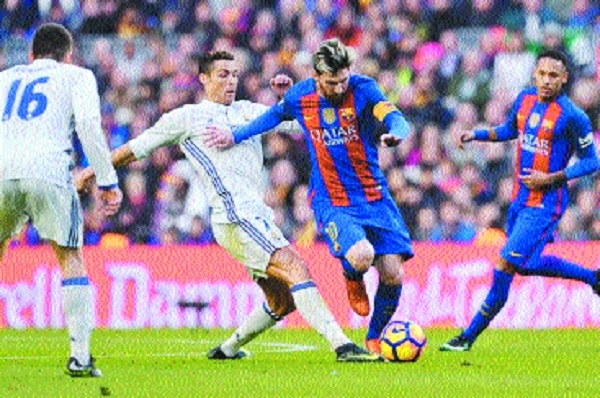 El Clasico stand-out game in La Liga