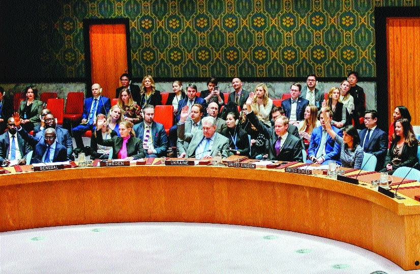 UNSC slaps new sanctions on N Korea