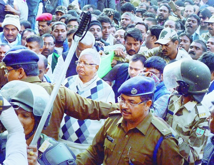 Lalu convicted in fodder scam; quantum of sentence on Jan 3