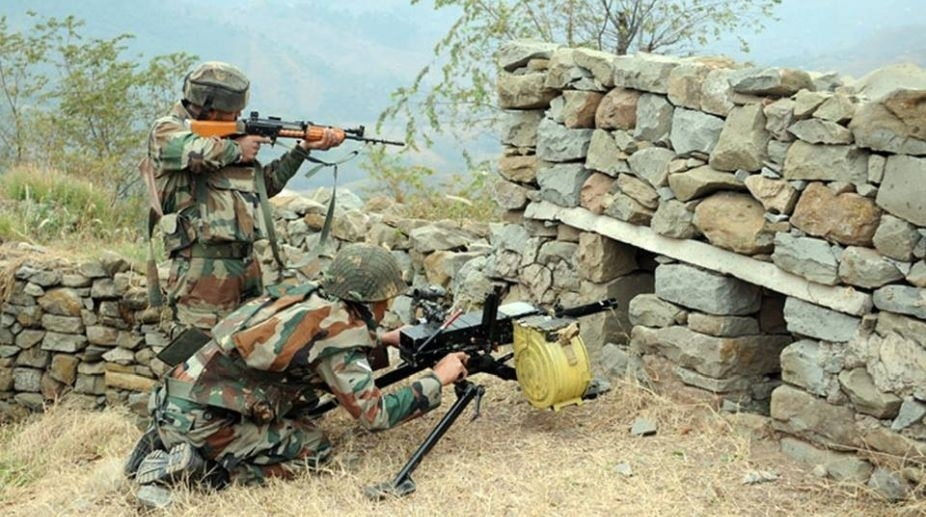 Army Major from Bhandara, 3 soldiers killed in Pak firing