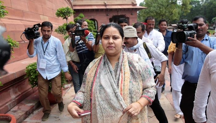 ED chargesheet against Misa, hubby in money laundering case