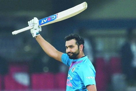 I don't know when I will captain India again: Rohit