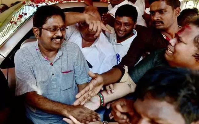 Dhinakaran wins RK Nagar by-poll by over 40,000 votes