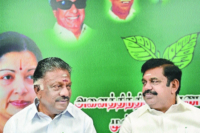 AIADMK axes 9 aides of Dhinakaran for 'betrayal' after RK Nagar defeat