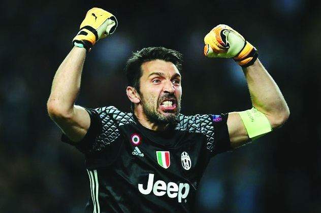 'Can play for Italy, Juventus at 80'