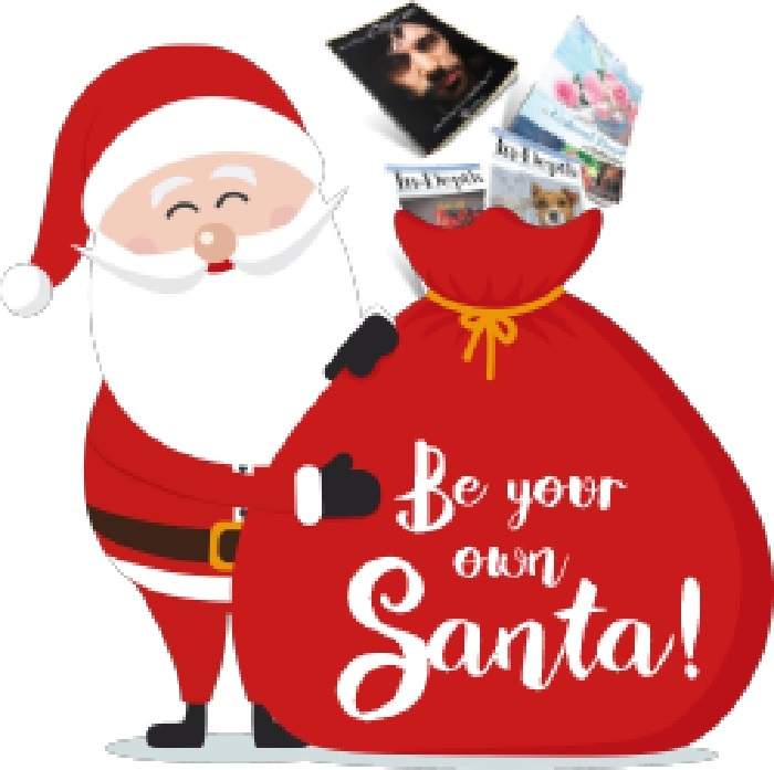 Be your own santa