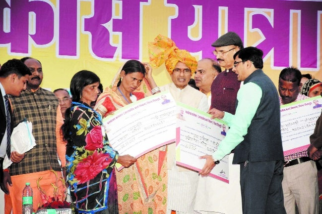 Rs 4.5 cr to Sahariya families for nutritious meals: CM