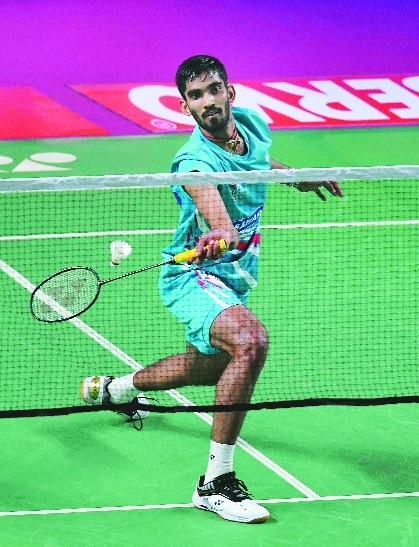 Fitness key to medals in 2018: Srikanth