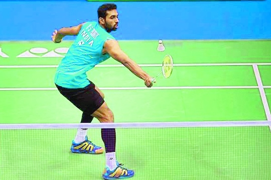 Prannoy, Sourabh star in Ahmedabad's win over Warriors