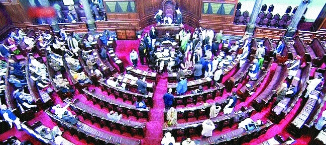 Govt, Oppn end stalemate in RS over PM's remarks