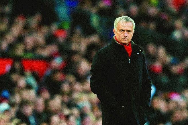 300 million pound spent is not enough for Mourinho