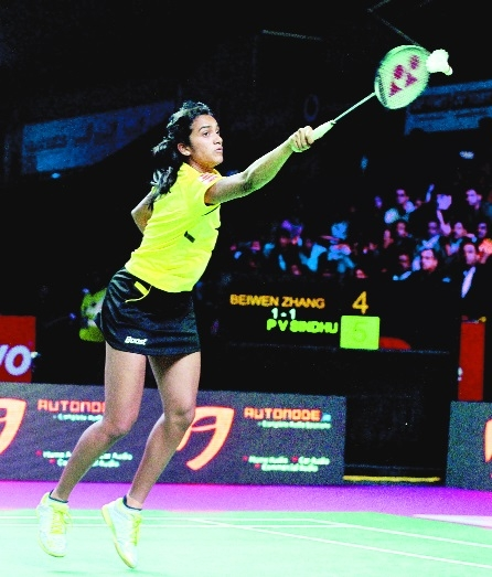 Sindhu wins but Son guides Mumbai to 3-2 lead over Chennai