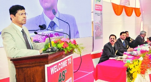 Professionals have become eyes and ears of State: Dr M S Sahoo