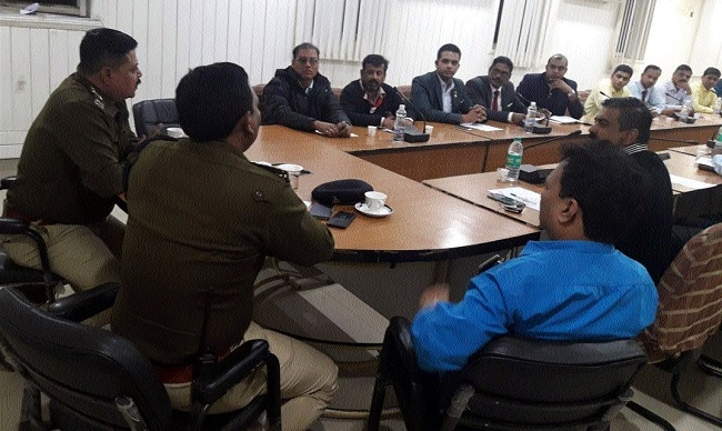 Police review security arrangements at hotels ahead of New Year eve