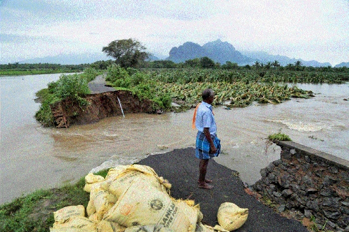 Cyclone Ockhi: 500 fishermen rescued