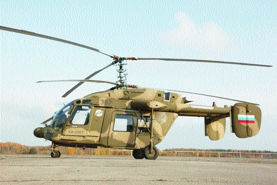 Kamov 226T choppers will meet India's all needs: Russian firm