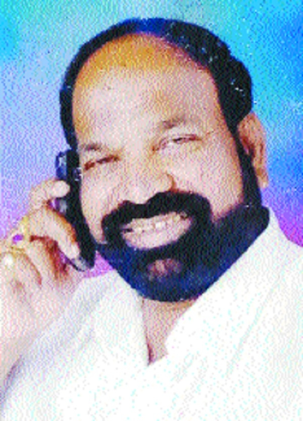 Former corporator Baba Maind no more