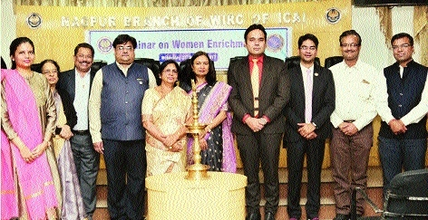 'Women empowerment is crucial for devpt of nation'