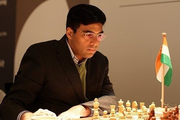 Anand wins bronze at World Blitz Chess C'ship
