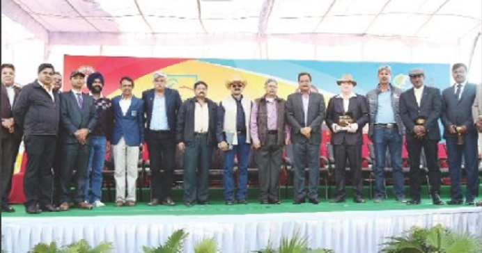 MP Equestrian Academy players clinch 23 medals in competition
